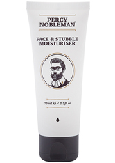 Percy Nobleman Gesichtspflege Face & Stubble Moisturiser Gesichtscreme 75.0 ml