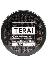 NOMAD BARBER - Terai Grooming Clay - HAARGEL & CREME