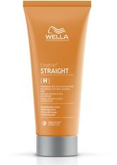 Wella Professionals Permanentes Styling Creatine+ Straight Glättungscreme (H) Gesträhntes und sehr sensibles Haar 200 ml