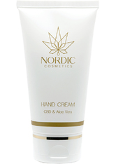 NORDIC COSMETICS CBD & Aloe Vera  Handcreme 50 ml