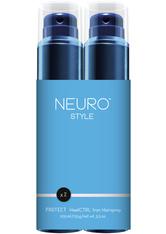 PAUL MITCHELL - Aktion - Paul Mitchell Neuro Style Save on Duo Protect HeatCTRL Hitzeschutz-Haarspray 2 x 205 ml - Haarspray & Haarlack