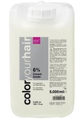 HNC - HNC Cream Oxyd 6% 5000 ml - Haarfarbe