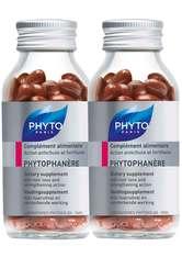 Phyto Phytophanère Nahrungsergänzungskapseln Haare & Nägel 2x 120 Kapseln
