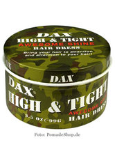 DAX - DAX High & Tight Awesome Shine Pomade - POMADE & WACHS