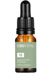 CBD VITAL Naturextrakt Premium 18% Mundziehöl 10 ml