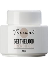 TROSANI - Trosani Get the Look French Gel White, 15 ml - GEL & STRIPLACK