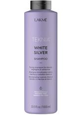 Lakmé White Silver Teknia  White Silver Shampoo Haarshampoo 1000.0 ml