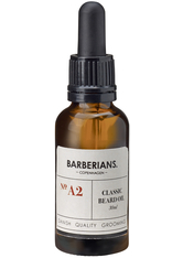 Barberians Grooming Beard Oil 30 ml Bartöl