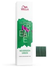 Wella Professionals Color Fresh Create Neverseen Green Professionelle Haartönung 60 ml