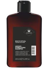 Dear Beard Man's Ritual Heroes Stimulating Shampoo 250 ml