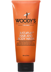 Woody's Herrenpflege Körperpflege Just 4 Play Body Wash 296 ml