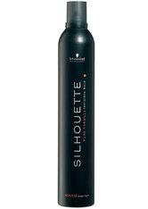 SCHWARZKOPF - Schwarzkopf Silhouette Super Hold Mousse 500 ml - Haarschaum
