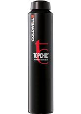 Goldwell Color Topchic @Elumenated Shades Permanent Hair Color 8N@BS Hellblond Elumenated Beige Silber 250 ml