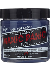 Manic Panic - Haarfarbe - High Voltage Classic Hair Color - Blue Steel