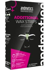Andmetics Produkte andmetics Additional Wax Strips 40 Stück Enthaarungstools 40.0 pieces