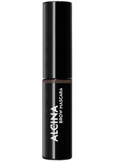 ALCINA - ALCINA Brow Mascara  Augenbrauengel  1 Stk Dark - Mascara