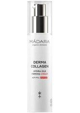 MÁDARA Organic Skincare Derma Collagen Hydra-Silk Firming Cream 50 ml Gesichtscreme