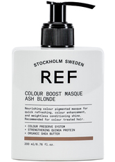 REF. - REF. Color Boost Masque Ash Blonde 200 ml - HAARMASKEN