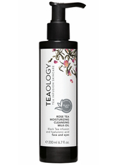 TEAOLOGY - Teaology Rose Tea Moisturizing Cleansing Milk-Oil 200 ml - CLEANSING