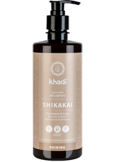 KHADI - Khadi Naturkosmetik Produkte Shampoo - Shikakai 500ml Haarshampoo 500.0 ml - SHAMPOO