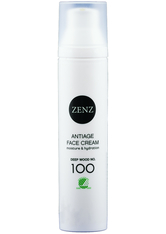 ZENZ - ZENZ Organic No.100 Anti Age Face Cream Deep Wood 100 ml - TAGESPFLEGE