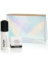Alcina Kosmetik No. 1 Geschenkset Reinigungsmousse No.1 150 ml + Stress Control Creme 50 ml + Tasche 1 Stk.