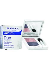 MAVALA - Mavala Satin Lidschatten Puder Duo, Grey - Lidschatten