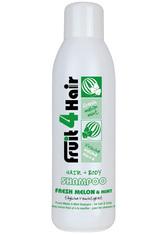 LOVE FOR HAIR Professional Fruit4Hair Shampoo Fresh Melon & Mint 1000 ml