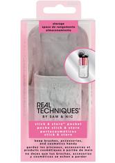 Real Techniques Single Stick & Store Organizer Marmoroptik Pinselhalter  no_color