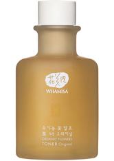 WHAMISA Produkte Organic Flowers Toner Original KG 33.5ml Gesichtswasser 33.5 ml