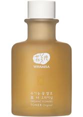 WHAMISA Produkte Organic Flowers Toner Original 155ml Gesichtswasser 155.0 ml