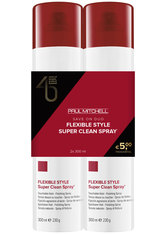 Aktion - Paul Mitchell Save On Duo Super Clean Spray 2 x 300 ml Haarspray