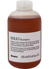 DAVINES - Davines Essential Haircare Solu Shampoo 250 ml - SHAMPOO