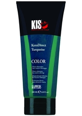 Kis Keratin Infusion System Haare Color KeraDirekt Turquoise 200 ml