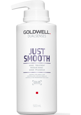 GOLDWELL - Goldwell Dualsenses Just Smooth 60Sek. Treatment 500 ml Haarkur - Conditioner & Kur