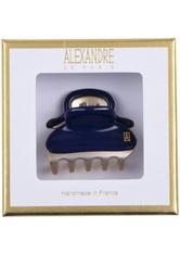 Alexandre de Paris Haarspangen & -klammern Marine/Gold Haarclips 1.0 st