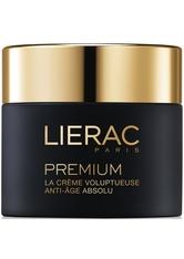LIERAC - LIERAC Premium reichhaltige Creme 18 50 Milliliter - Tagespflege