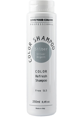 ROCK YOUR HAIR - Rock Your Hair Love Your Colors Color Shampoo Silber 250 ml - HAARTÖNUNG