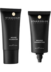 Stagecolor Mousse Foundation 30 ml Pale Beige 730 Flüssige Foundation