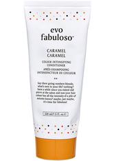 evo Fabuloso Colour Boosting Conditioner/Treatment - Caramel 220ml