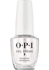 OPI Unter- und Überlack Gel Break Protector Top Coat Nagellack 15.0 ml