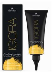 Schwarzkopf Professional Haarfarben Color Worx Direct Dye Color Concentrate Gelb 100 ml