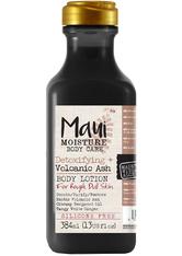 MAUI - Maui Moisture Body Lotion Volcanic Ash 384 ml - Körpercreme & Öle