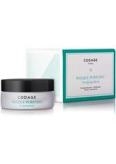 CODAGE - Codage Purifying Mask 50 ml - MASKEN