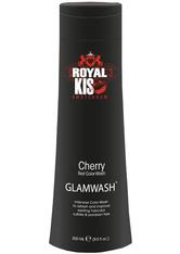 KIS - KIS Royal GlamWash Cherry (red) 250 ml - Shampoo