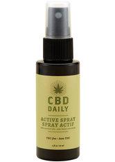 CBD - CBD Daily Active Spray 60 ml - Wohlbefinden