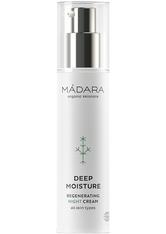 Madara Regenerating Night Cream 50 ml - Tages- und Nachtpflege