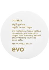 EVO - Evo Cassius Cushy Clay90 g - POMADE & WACHS
