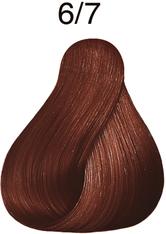 Wella Professionals Color Fresh 6/7 Dunkelblond Braun Professionelle Haartönung 75 ml
