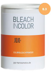 JOJO - JoJo Bleach in Color 8.3 golden blond 150 g - HAARFARBE